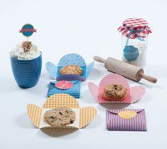 Carnival Cookies by Celia Arellano, via Behance