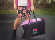 LulaRoe and Thirty-One are a perfect match with organizing solutions! Thirty One Uses, Thirty One Fall, Thirty One Party, Thirty One Gifts, Thirty One Organization, Thirty One Business, Large Utility Tote, Thirty One Consultant, Perfect Together