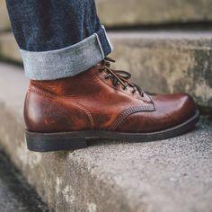 Frye Prison Boot - Men's