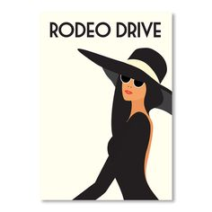 Found it at Wayfair.co.uk - Rodeo Drive by Alan Walsh Vintage Advertisement