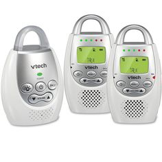 Check out the [VTech DM221 Safe & Sound Digital Audio Baby Monitor] reviewed on DigiMancave! The VTech DM221 Safe & Sound Digital Audio Baby Monitor with 5 level sound indicator that gives you a sense of your baby's moods when you are not in the vicinity. The Dect 6.0 digital technology provides excellent quality of audio free of disturbances. The uniquely designed parent...