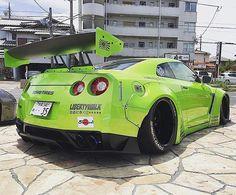 GT-R Skyline Gtr, Nissan Skyline, Liberty Walk, Stance Nation, Car Photography, Car Photos, Hot Cars, Exotic Cars, Cars And Motorcycles