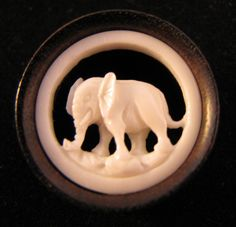 """Avaia Artistic Jewelry  - Bone and areng wood Elephant ear plugs - 9/16""""- 1"""" organic spacers, eyelets, or flesh tunnels, $44.99 (http://www.avaiaartisticjewelry.com/bone-and-areng-wood-elephant-ear-plugs-9-16-1-organic-spacers-eyelets-or-flesh-tunnels/)"""