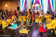 Sangeet http://www.maharaniweddings.com/gallery/photo/36335