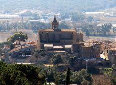 Gerona (Cataluña) - Castell d'Aro