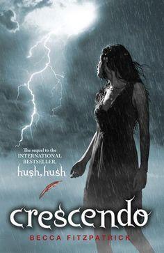 Hush, Hush Series Book 2: Crescendo