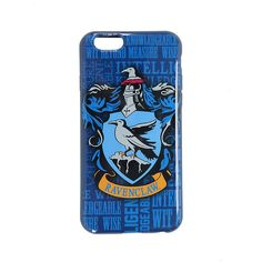 Harry Potter Ravenclaw iPhone 6/6s Case Hot Topic ($13) ❤ liked on Polyvore featuring accessories, tech accessories and harry potter