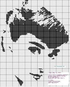 Thrilling Designing Your Own Cross Stitch Embroidery Patterns Ideas. Exhilarating Designing Your Own Cross Stitch Embroidery Patterns Ideas. Cross Stitching, Cross Stitch Embroidery, Embroidery Patterns, Hand Embroidery, Cross Stitch Charts, Cross Stitch Designs, Cross Stitch Patterns, Knooking, Portrait Au Crayon