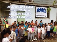 The Power of Prayer and the call of followers of Jesus can not be understated.  It must be the center of all that is happening whether it is in our personal lives or involved in the operation of a Ministry.  On Tuesday March 26, MMI will be hosting a Virtual Flash Mob where people all over the world