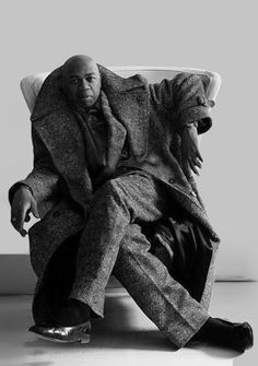 """Geoffrey Holder, Trinidadian actor, choreographer, director, dancer, painter, costume designer, singer & voice-over artist. He was known for his height (6'6""""), hearty laugh, & heavily-accented bass voice. His films included Annie, Boomerang, Doctor Dolittle, & James Bond's Live & Let Die. He won 2 Tony Awards for direction & costume design for The Wiz, & was the 1st Black man to be nominated in either category. He had also appeared in numerous plays. He was married to dancer Carmen De…"""