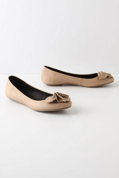 nude flats that will go with anything