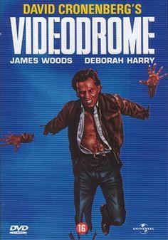 VIDEODROME  di David Cronenberg  fantascienza, horror, Usa/ Canada (1983)