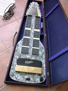 Elektro Artist Double Lap Steel One word.... AMAZEBALLS!!!