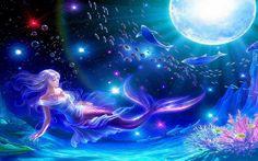 130 Mermaid Wallpapers   Mermaid Backgrounds