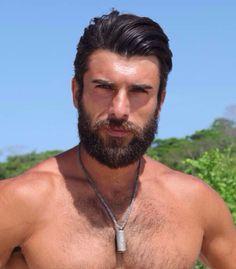 Cengiz Coşkun, Turkish model / actor.