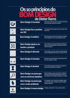10 princípios do bom designer - Assuntos Criativos