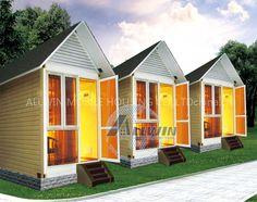 Shipping Container Cottages
