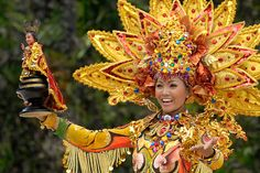 Irresistible Southeast Asia: Sinulog Festival - Cebu City Philippines