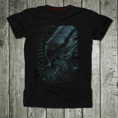 Aliens, Movie, Awesome, Clothing, Mens Tops, T Shirt, Etsy, Women, Fashion