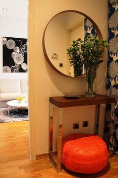 Small Space Living Ideas from a 540 Square Feet Apartment