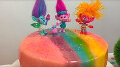 DIY - Trolls Cake Ti