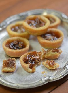 Best Ever Butter Tarts - Gluten Free & Vegan