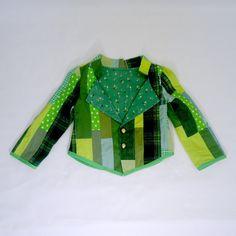 #MadHatter #Costume #Halloween Boy's Jacket by EcoKidsClothing