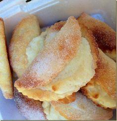 Cheesecake Fold Cookies