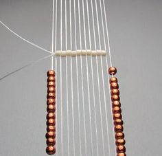 Beads Beading Beaded, with Erin Simonetti: Trice Looming!
