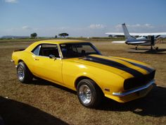Camaro Chevrolet Sports Cars