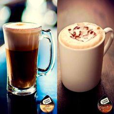 Cappuccino & Latte !