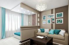 зонирование гостиной и спальни: 19 тыс изображений найдено в Яндекс.Картинках