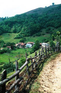 Aldea de San Justo, en #Mieres, Asturias