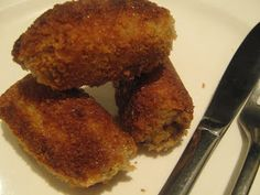 Oh My Gobble: Dutch Beef Croquettes