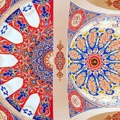 Ceiling in a mosque in Bosnia . . . . . . #archilovers #islam #muslim #architecturelovers #interior #allah #building #decor #bosnia #mosque #quran #masjid #designer #bosna #islamic #archidaily #architect #minimal #arquitetura #modern #architectureporn #deen #dua #jannah #sunnah #house #architecturephotography #buildings