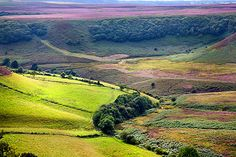 Hole of Horcum, North Yorkshire