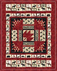 Northcott | Canadiana Quilts | Pinterest | Patterns, Block craft ... : quilt fabrics canada - Adamdwight.com