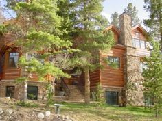 Near New 6000 Sq Ft Custom Home in Keystone, Views, Wooded,  2619