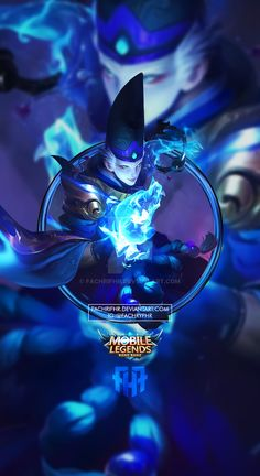 Wallpaper Phone Valir Shikigami Summoner by FachriFHR on DeviantArt Wallpaper Hp, Mobile Legend Wallpaper, Bruno Mobile Legends, Alucard Mobile Legends, Moba Legends, Golden Warriors, The Legend Of Heroes, Making Money On Youtube, King Of Fighters