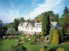 lindeth howe country house hotel - Bowness on Windermere, ENGLAND