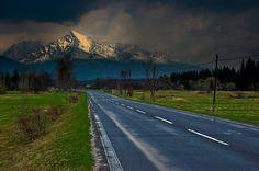 dominant peak in High Tatras, Slovakia Bratislava, High Tatras, Heart Of Europe, What A Wonderful World, Capital City, Where To Go, Wonders Of The World, Beautiful Places, Scenery