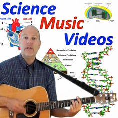 Thanks for visiting! I've posted these songs because I believe that music can help make learning science more fun. Please let me know what you think by leavi...