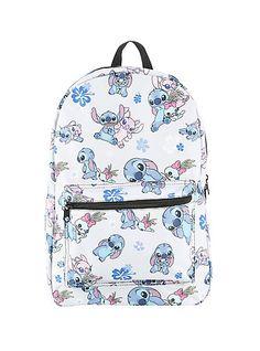 Disney Lilo & Stitch Stitch Scrump & Angel BackpackDisney Lilo & Stitch Stitch Scrump & Angel Backpack,