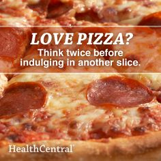 If you're trying to get into shape and you're watching your weight, you will want to read this article on pizza. Pizza is the single biggest contributor of sodium to young American diets. Get the facts: