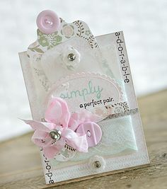 Paper Girl Crafts: Created with Papertrey Ink and Precious Remembrance products