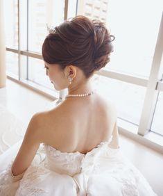 Bob Hairstyles, Wedding Hairstyles, Kiss Face, Up Styles, Medium Hair Styles, Bridal Hair, Marie, Stylists, Wedding Dresses