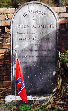 Civil War Soldier, South Carolina, Orangeburg, White House Methodist Church, Historic Churches in South Carolina, Historic Cemeteries in South Carolina  Lex Lane Photography