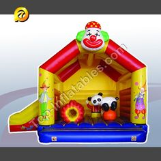 Bou1-378 Inflatable Bouncer is an inflatable bouncer designed for entertainment of both adults and kids. This inflatable bouncer can be installed and inflated easily in schools, kindergartens, gardens, parks and backyards.Bou1-378 Inflatable Bouncer is one of our best sellers whose fabulous design attracts both adults and kids a lot. The standard package includes bouncer, air blower for continuous use, and repairing kit.