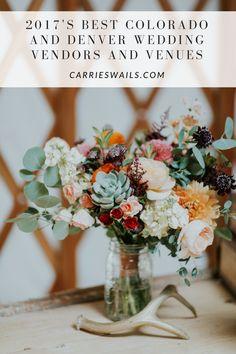 2017's Best Denver and Colorado Wedding Vendors and Venues