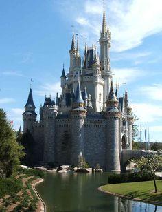 One of CInderellas castles